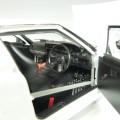 0003 bi0003e Mazda RX-7 plain body , white , gold rims , RHD LE (1500)