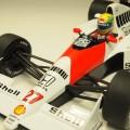 540-901827 p901827b McLaren Honda MP45B #27 Marlboro Senna, Ayrton