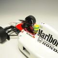 540-911801 p911801b McLaren Honda MP46 #1 Marlboro Senna, Ayrton Marlboro