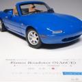 GATE 1302 aa1302 Mazda (Eunos) Roadster twilight blue mica RHD